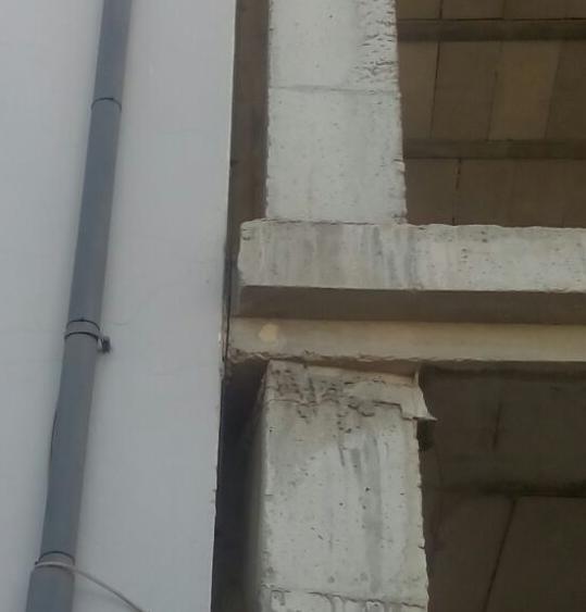 Juntas entre edificios